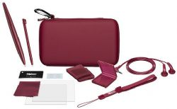 BigBen Wine Nintendo DSI XL Accessory Kit | Cables4all